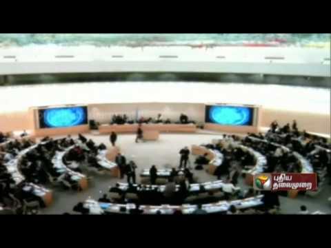 India abstains from vote on Sri Lanka war crimes in Geneva