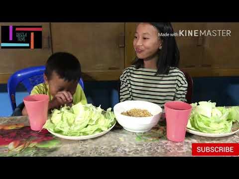 Mukbang After School # Gabbage N Mimi# Innocent Chat