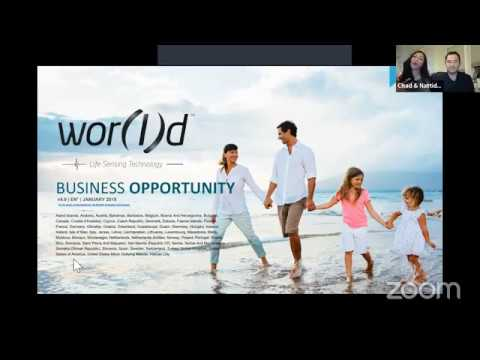 Chad & Nattida   WORlD Business Overview LIVE