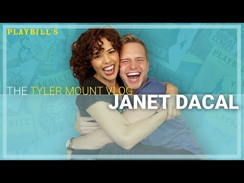 Prince of Broadway's Janet Dacal | TYLER MOUNT
