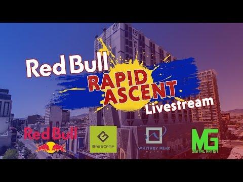 Red Bull Rapid Ascent 2016 Livestream