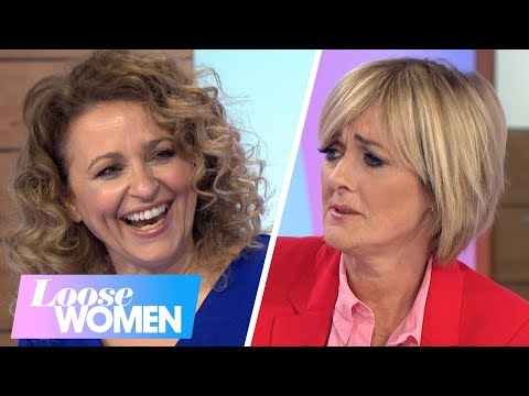 Would You Take Your Own Sauce to a Fancy Restaurant? | Loose Women