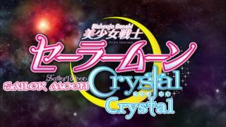 [I.S.S.] Sailor Moon Crystal Trailer Sub Ita