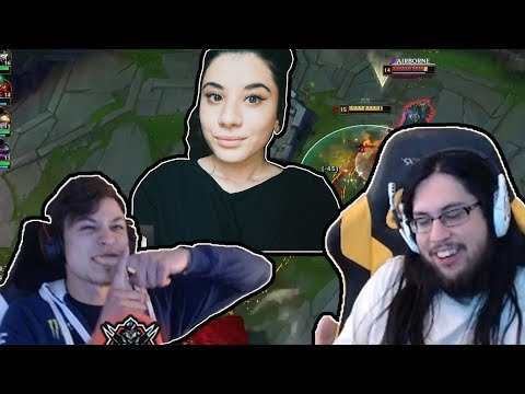 Imaqtpie Joins Offline TV! He Ships For ImaLishaPie | LL Stylish Shows His Ex-Girlfriend | LoL