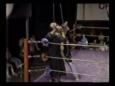 CWF - Kevin Gets Hanged, Dusty Gets Spiked
