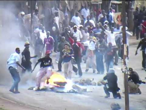 KENYAN ELECTION VIOLENCE PART 1