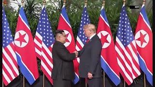 North Korea Shows Trump in New Light Post-Summit