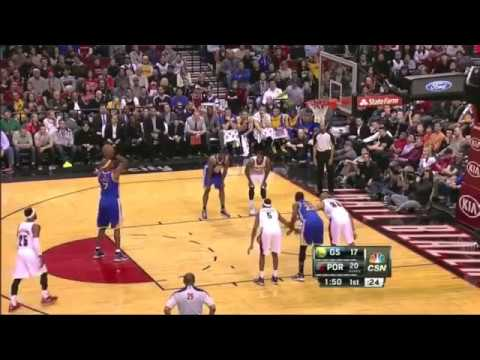 Jermaine O'Neal - the biggest freethrow troll in history of the game