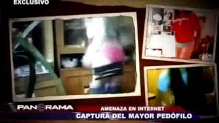 Captura del mayor pedófilo: Arturo Dodero y sus más de 500 víctimas