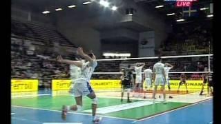 Trentino - Sisley Treviso Italian Cup semifinal 2011.01.22