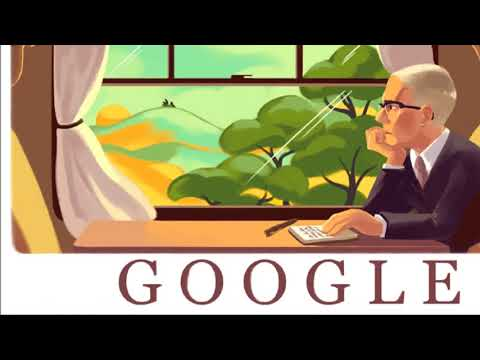 Google Doodle Celebrates South African Author and Anti-Apartheid Activist Alan Paton