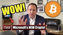 BREAKING: Microsoft JUST Released the Cryptocurrency Bulls! [VERY CREEPY]