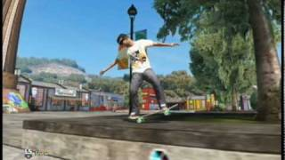 Skate 3 Montage (really hard stuff, part 2)