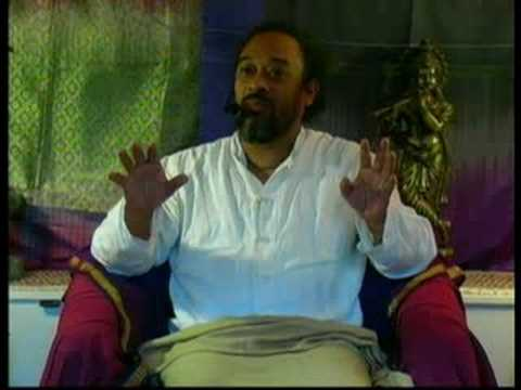Mooji - Let This Entire world be Your Silent Retreat