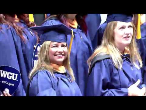 WGU Summer Commencement Ceremony July 16, 2016