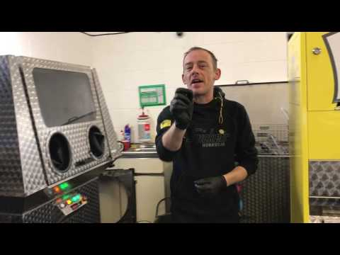 Safety Kleen UK Engine Cleaning