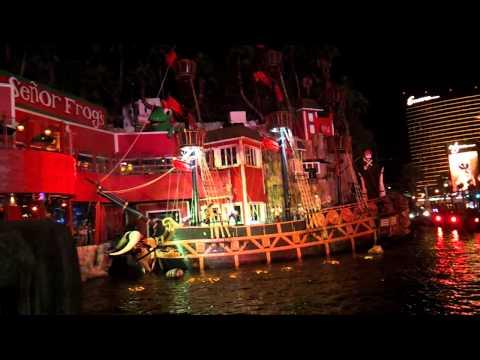 Sirens of TI (Treasure Island) - Las Vegas - Pirate show