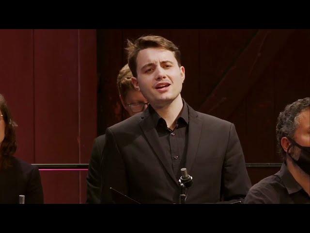 Bach Cantata BWV 11 Alto aria