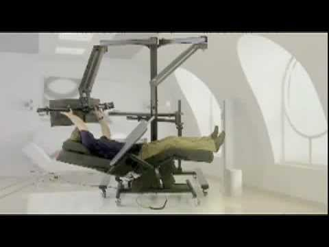 Zero Gravity Recliner Workstation