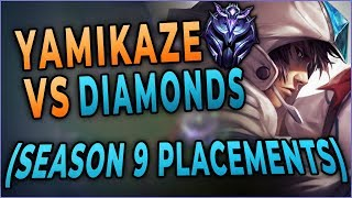 When A Challenger Talon Faces Mid Diamonds in S9 Placements... | Talon vs. Orianna Matchup