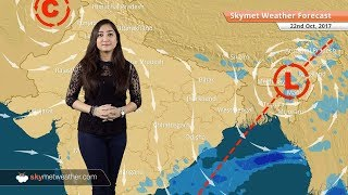 Weather Forecast for Oct 22: Dry weather in Delhi, Mumbai; Rain in Odisha, Northeast India