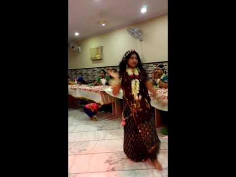 Marjani jhanjhar bol padi