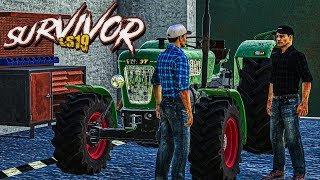 LS19 Survivor - MANIPULATION an meinem DEUTZ Traktor #038 | Farming Simulator 19 Deutsch