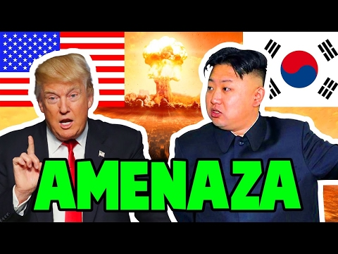 AMENAZA COREA DEL NORTE A DONALD TRUMP ULTIMA HORA 2017 ABRIL, DONALD TRUMP NOTICIAS HOY ABRIL 2017