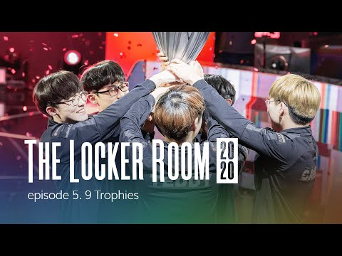 T1 League Of Legends Wins Their 9th LCK Title | T1 THE LOCKER ROOM 2020 EP.5 [ENG SUB]