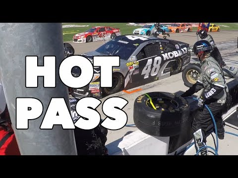 The NASCAR HOTPASS Experience