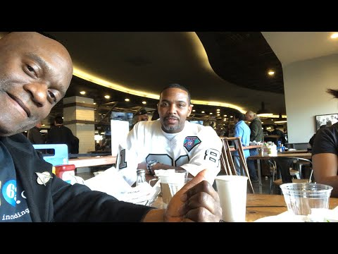 Brian Mims Zennie62 Fan Livestream At Chiefs Oakland Raiders Game
