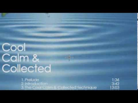 Cool Calm Collected The Technique By Jevon Dangeli Youtube