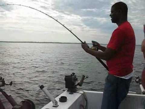 Salmon fishing lake michigan from st joseph mi new for St joseph michigan fishing report