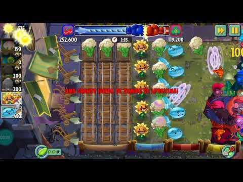 Plants vs zombies batalhaz liga de ferro