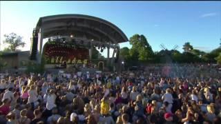 """Marcus & Martinus-""""Elektrisk"""" ft. Katastrofe concert (2016) (at Allsång på Skansen)"""