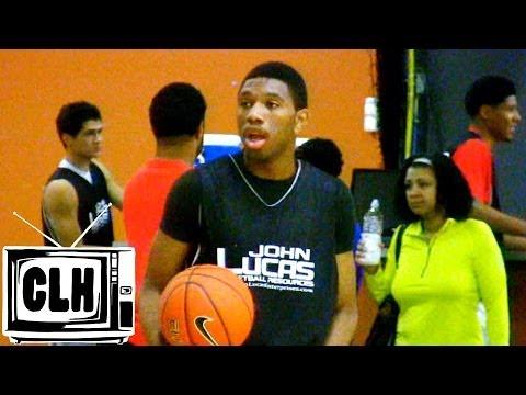 Eron Gordon Indiana Recruit - Class Of 2016 Basketball Recruiting