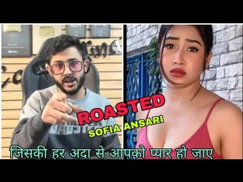 Download carryminati roast sofia ansari | most beautiful girl / rosted by carryminati