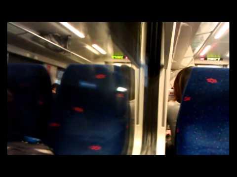 Modiin To Herzelia By Train - Israel Railways - מודיעין להרצליה ברכבת - רכבת ישראל