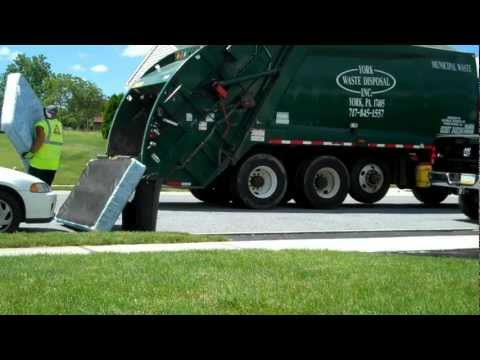 York Waste Disposal Trash Pickup