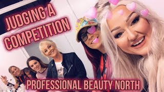 JUDGING A NAIL COMPETITION - Professional Beauty North