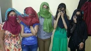 hyd college girls public prostitution in hotels..