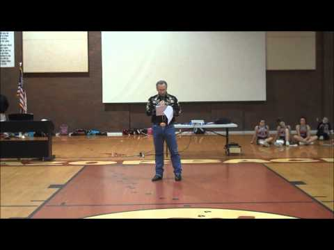 Roy Junior High School  Final Assembly, May 21 2015
