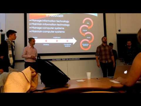 HELBUS Team Innova Task 3 Presentation of Salesforce Part 1