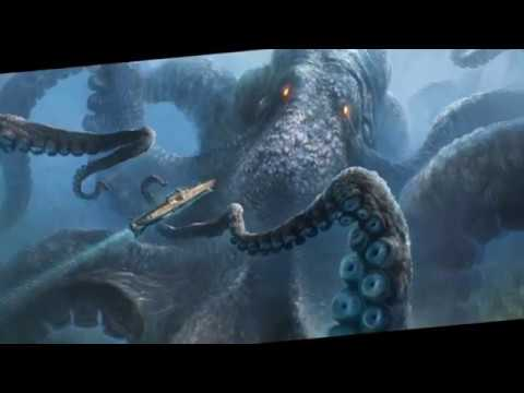 Has The Kraken Been Discovered? Mysterious Sighting On Google Earth Has Fueled Speculation