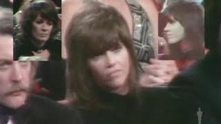 Jane Fonda Wins Best Actress: 1972 Oscars