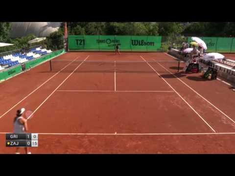 Grimm Chiara v Zaja Anna - 2017 ITF Stuttgart-Vaihingen