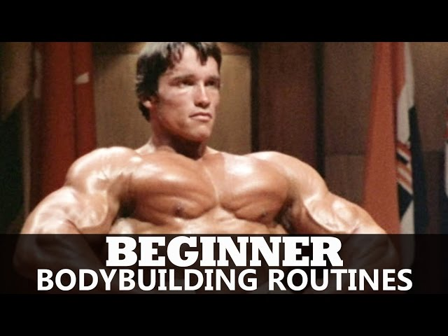The BEST Bodybuilding Posing Routines for Beginners