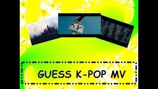 Guees K-pop Music Video by screenshots