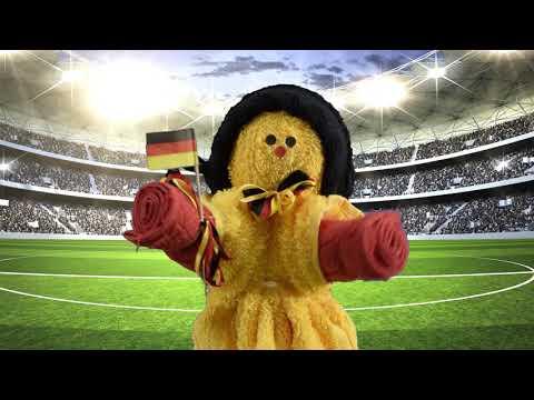 Wir werden Weltmeister 2018 - Motivationsrede - Fanartikel