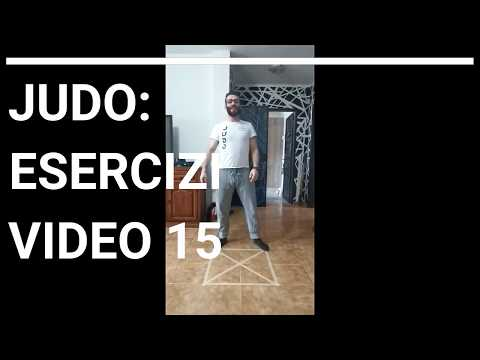 JUDO: Esercizi Video 15